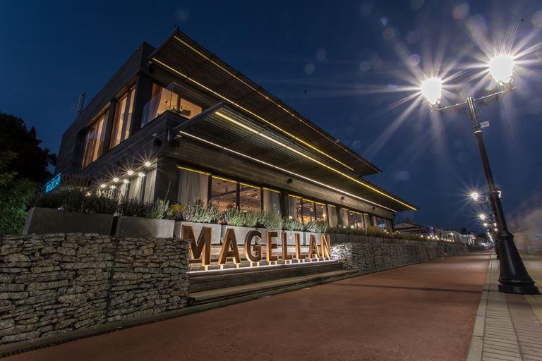 #ЭНОЖ-Weekend в Сочи от ресторана Magellan и SUP SPA SUNSET
