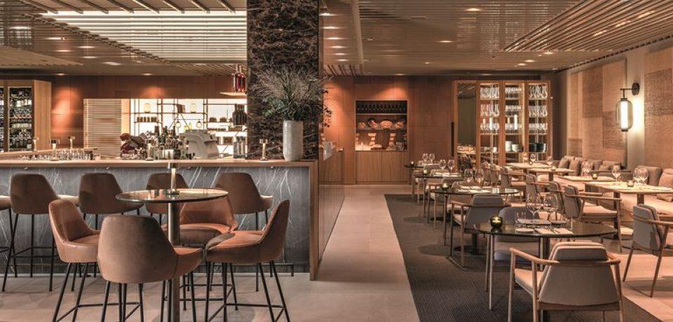Pastamara в отеле The Ritz-Carlton,Vienna: Сицилия в самом центре Вены