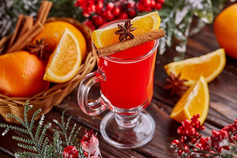 Шишки, специи и цитрус – напитки в кафе «Руккола» - «Санрайз»