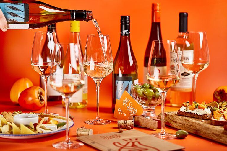 Винные флайты Steak it Easy - белые вина