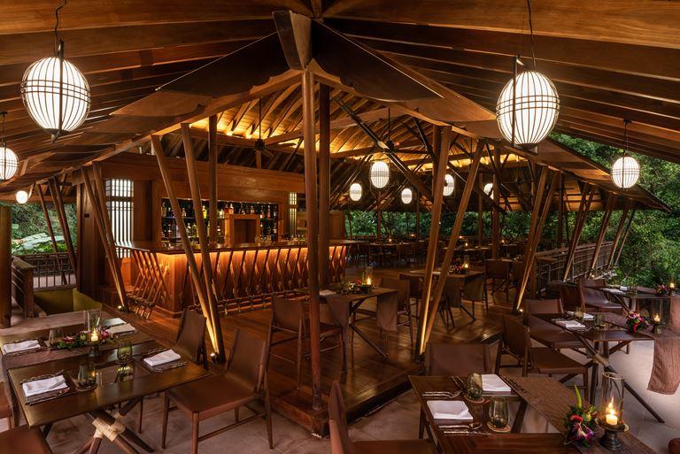 Курорт The Datai Langkawi (остров Лангкави, Малайзия) - Тайский ресторан The Pavilion
