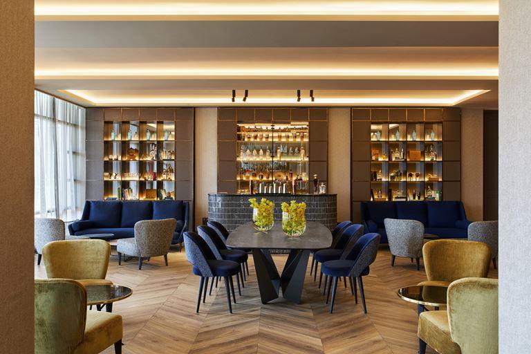 Бар P41 & Coctelarium Hotel Arts Barcelona