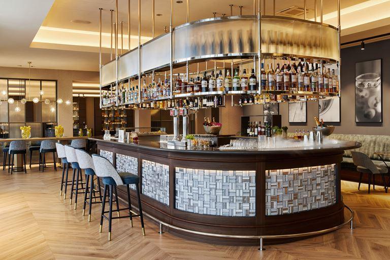 Бар P41 & Coctelarium отеля Hotel Arts Barcelona
