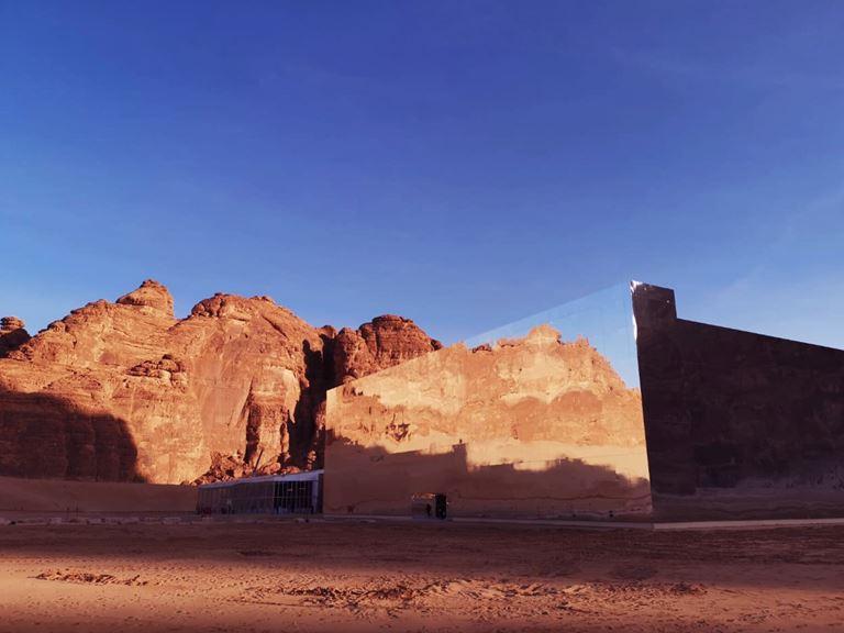 Первый фестиваль «Зима на Танторе» в Саудовской Аравии