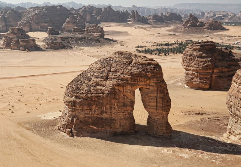 Первый фестиваль «Зима на Танторе» в Саудовской Аравии - Чудеса Аль-Ула
