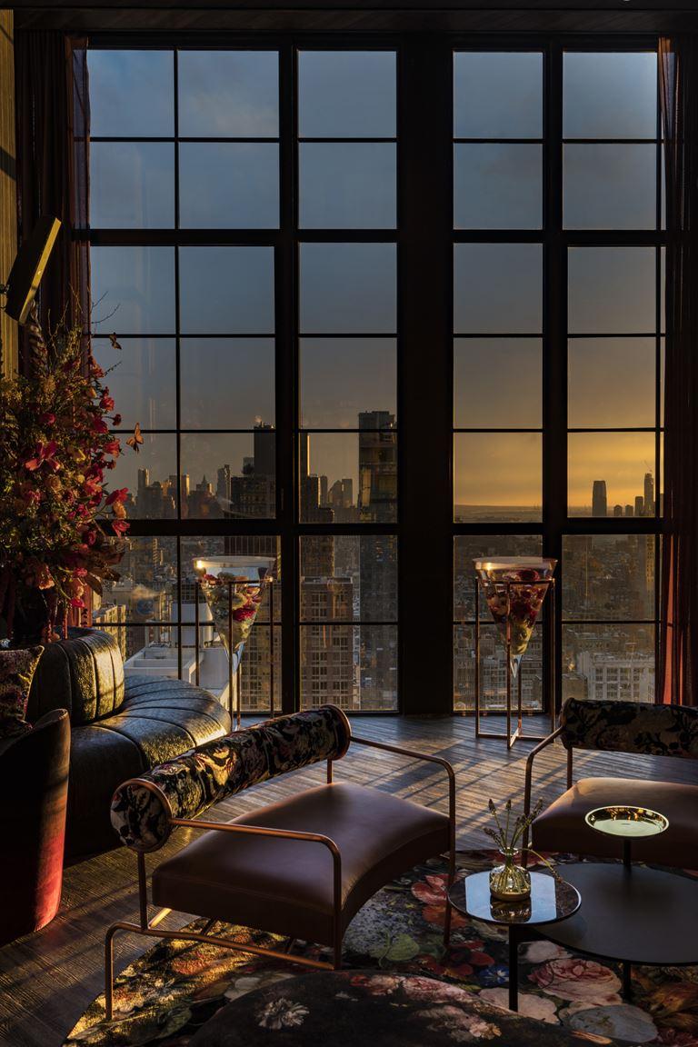 Отель Moxy Chelsea открылся в Нью-Йорке - фото 8