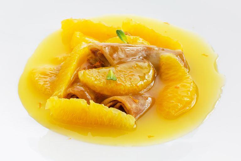 Масленица в ресторане «Аист»: блинное меню от Мирко Дзаго - фото 6
