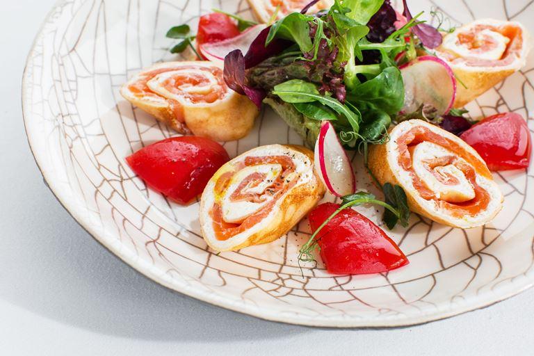 Масленица в ресторане «Аист»: блинное меню от Мирко Дзаго - фото 2