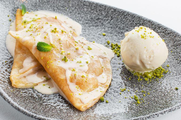Масленица в ресторане «Аист»: блинное меню от Мирко Дзаго - фото 4