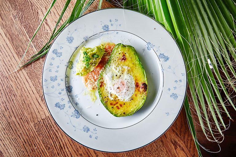 Стильный и полезный завтрак в ресторане Avocado Queen (Москва)