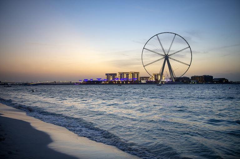 Новые развлечения в Дубае в 2019 году - Остров Bluewaters