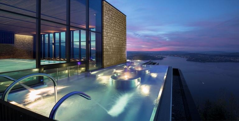 Burgenstock Hotels & Resorts – швейцарский горноклиматический спа-курорт