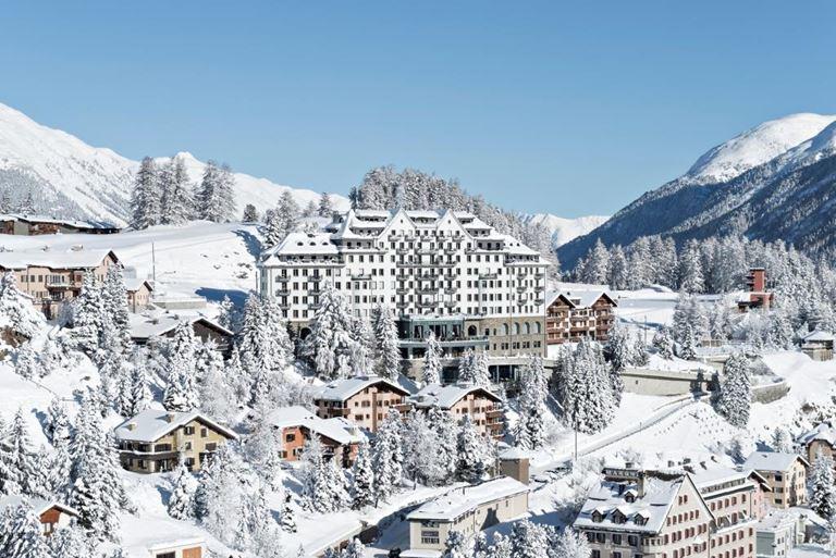 Carlton Hotel St. Moritz получил рейтинг 5 звезд от Forbes Travel Guide