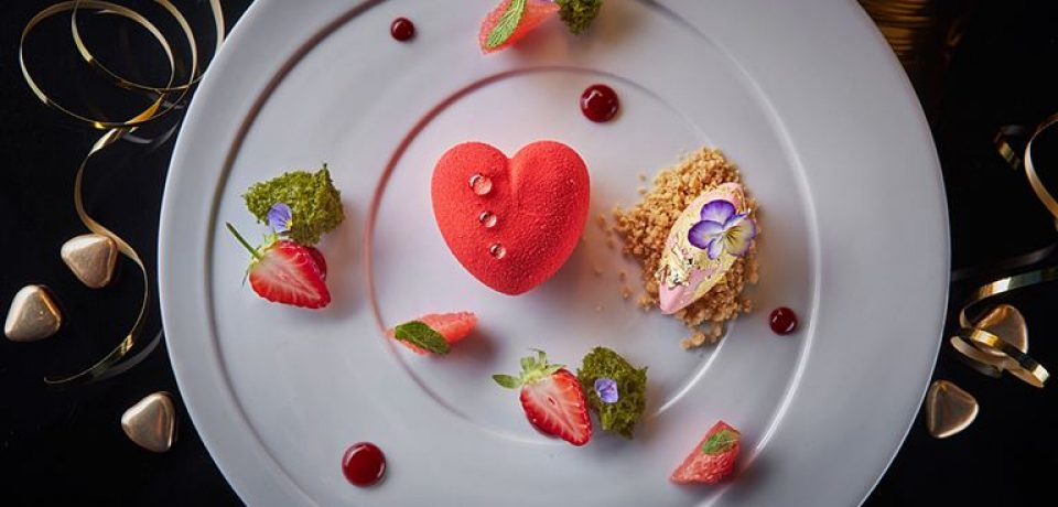 Романтика на высоте: День Святого Валентина в ресторане Sixty