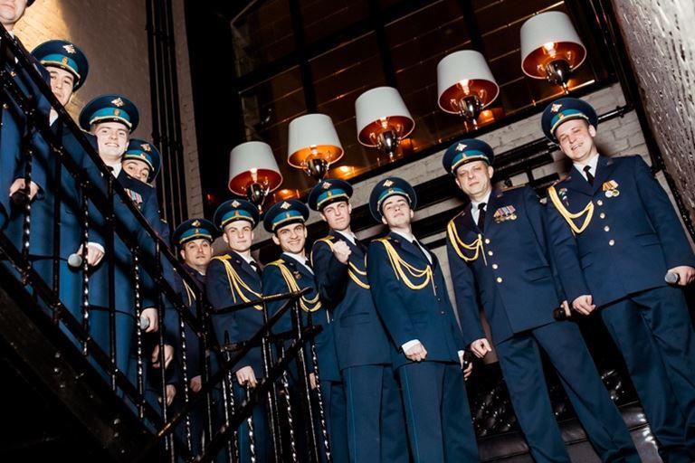 23 февраля в «Кафе Дружба. Мануфактура еды» выступит военный хор
