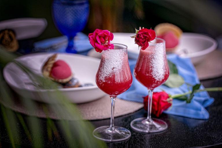 День Святого Валентина в ресторане «ERWIN. Река»