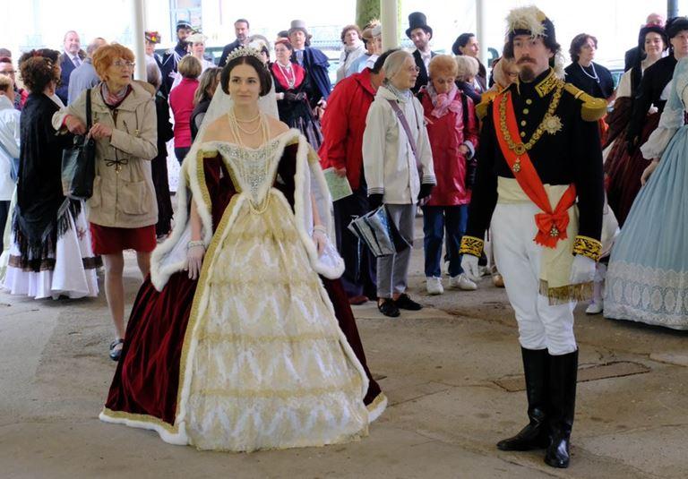 Фестиваль Наполеона III в Виши пройдёт 26-28 апреля 2019