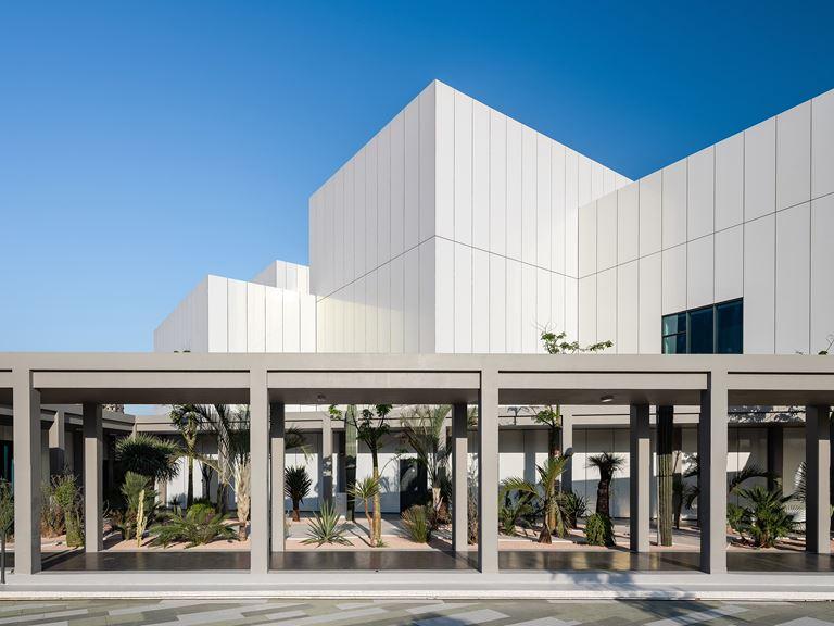 Новые развлечения в Дубае в 2019 году - Центр искусств Jameel