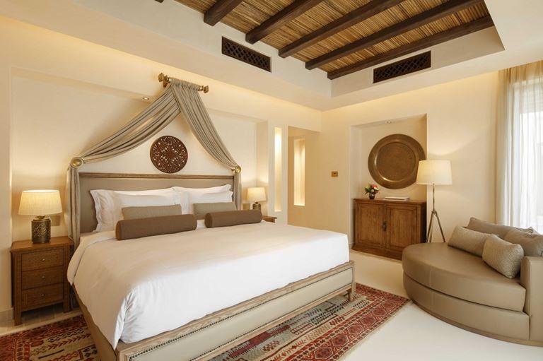Новый курорт Jumeirah Al Wathba Desert Resort & Spa в пустыне Абу-Даби - фото 5