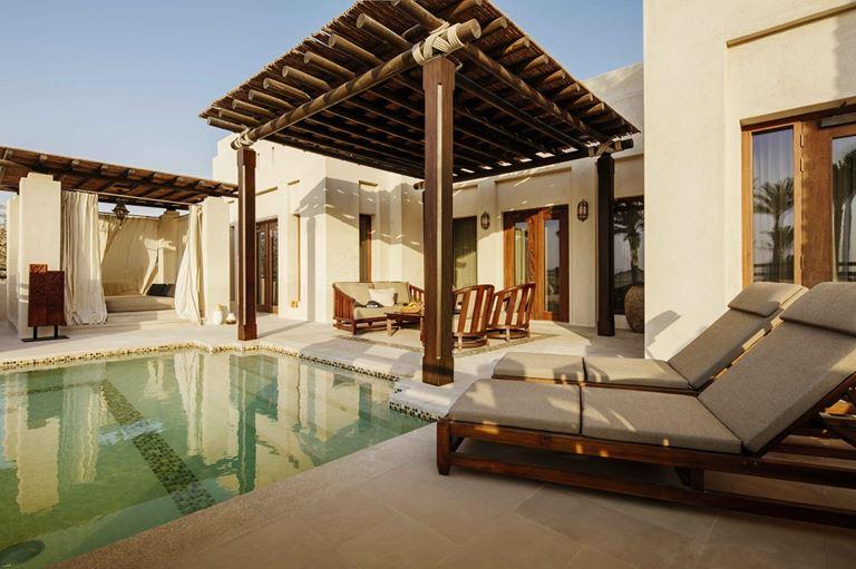Новый курорт Jumeirah Al Wathba Desert Resort & Spa в пустыне Абу-Даби - фото 3