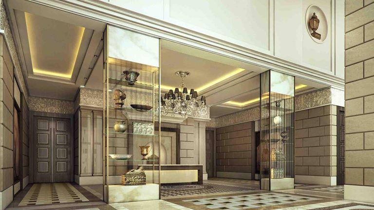 Jumeirah Living Guangzhou – новый отель в Китае - фото 5