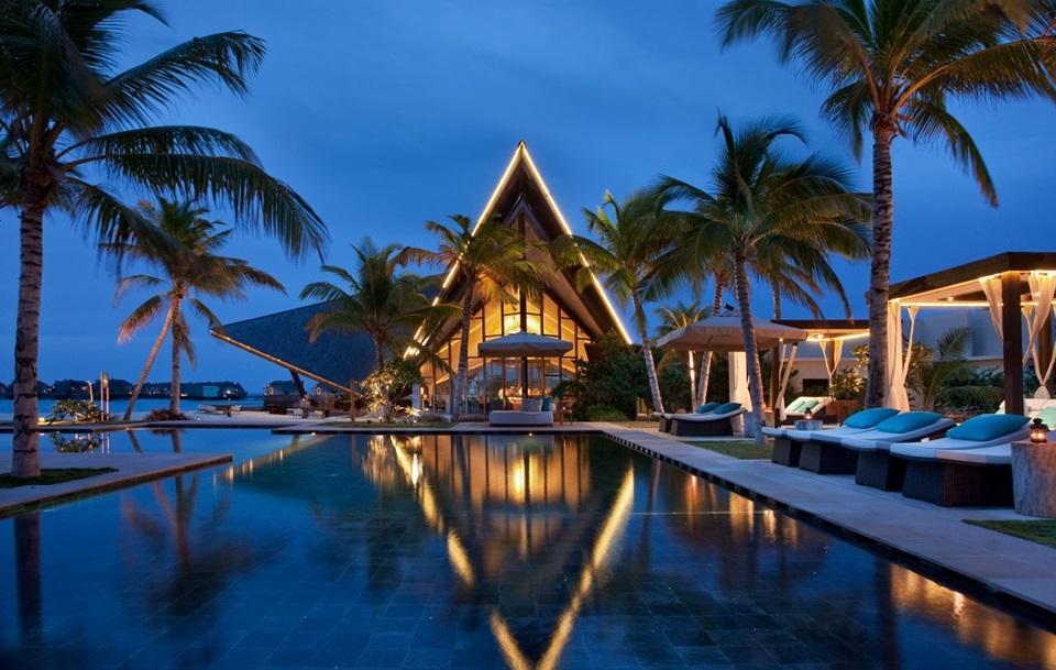 Мальдивы, курорт Jumeirah Vittaveli