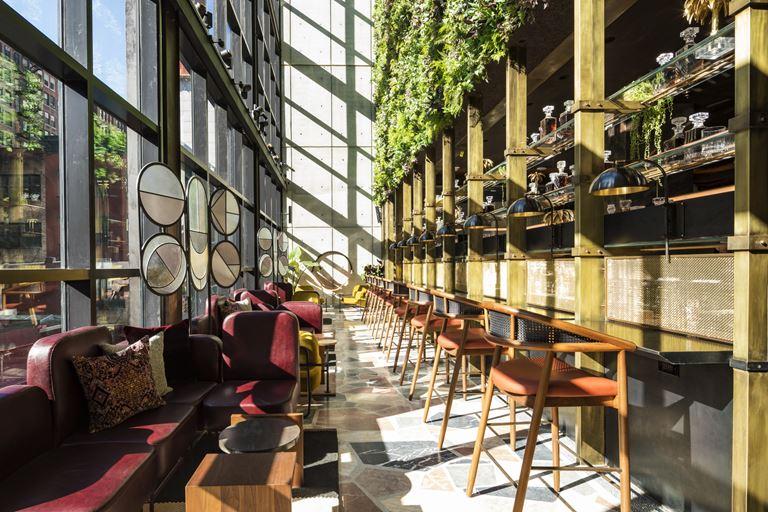 Отель Moxy Chelsea открылся в Нью-Йорке - фото 3