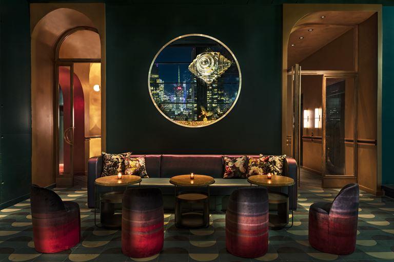 Отель Moxy Chelsea открылся в Нью-Йорке - фото 6