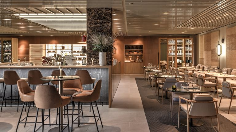 The Ritz-Carlton, Vienna: ретрит в большом городе - ресторан Pastamara