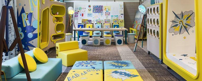Hôtel Barrière Le Majestic Cannes приглашает на семейный отдых с детьми