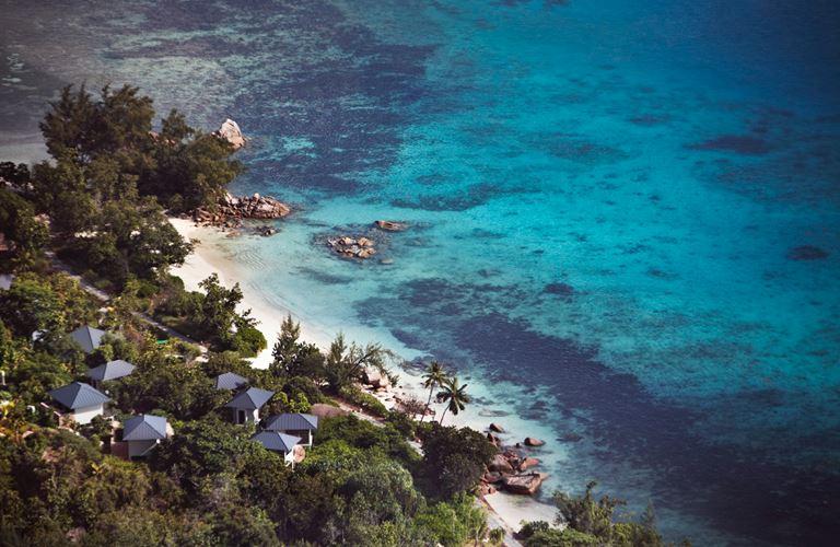 Специальное предложение на День святого Валентина от курорта Raffles Seychelles