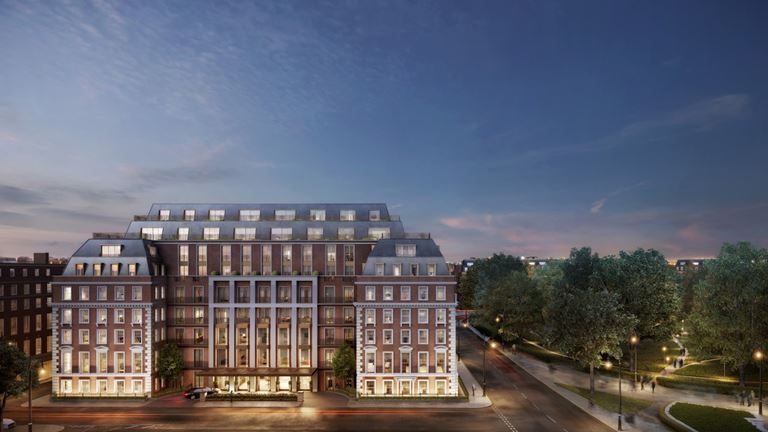 Twenty Grosvenor Square, A Four Seasons Residence