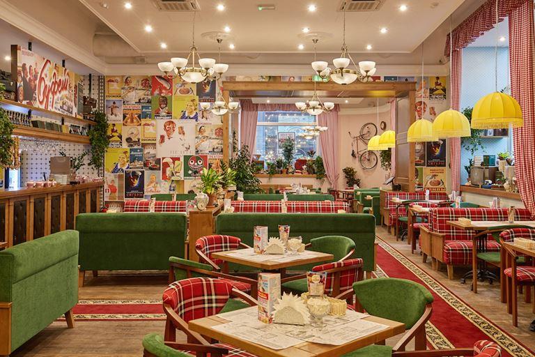 Новое «Вареничная №1» открылась на Мясницкой (Москва) - фото 1