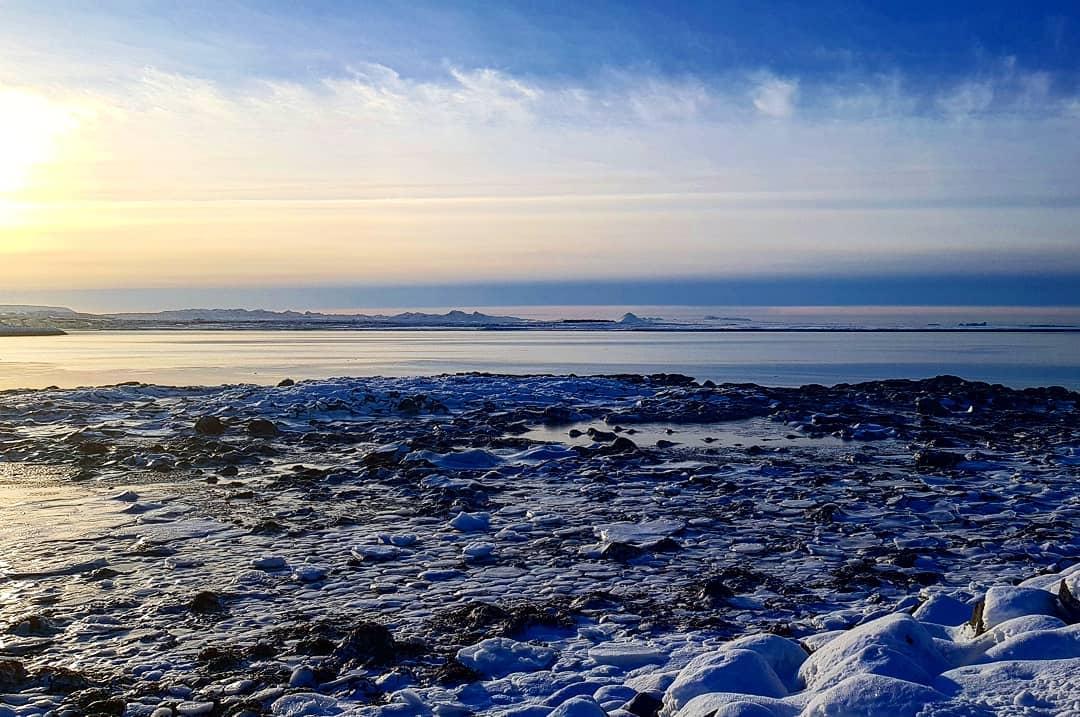 10 необычных стран, где можно отдохнуть зимой 2019 - Исландия