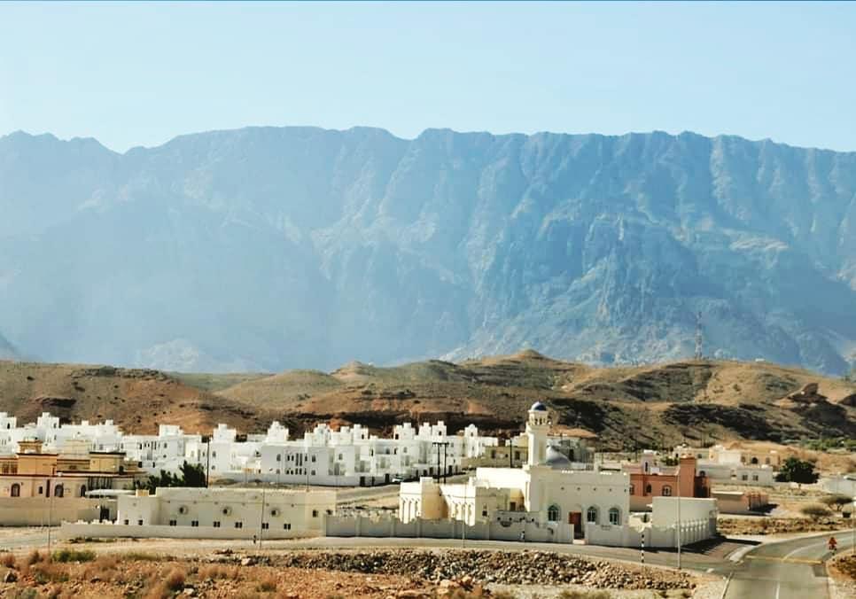 10 необычных стран, где можно отдохнуть зимой 2019 - Оман
