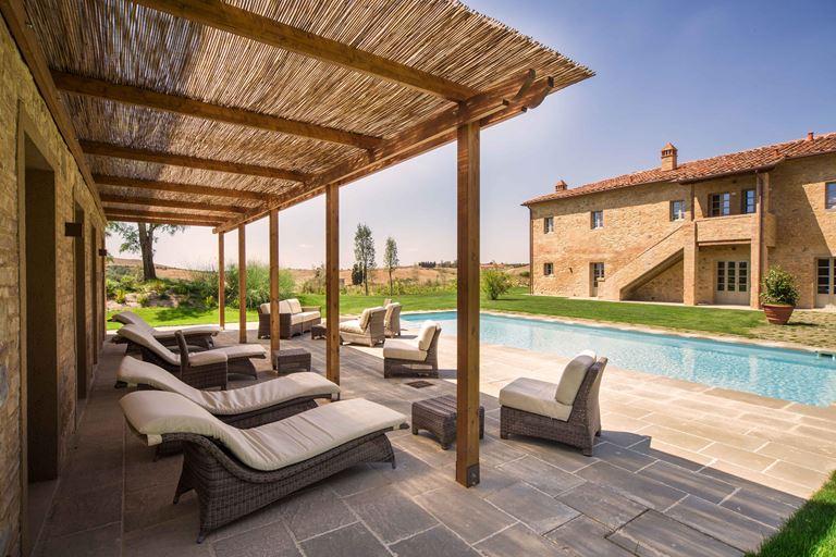 Недвижимость в Toscana Resort Castelfalfi - фото - Восстановленные фермерские дома (Сasali)