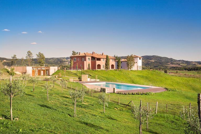 Недвижимость в Toscana Resort Castelfalfi - фото - Новый жилой комплекс La Collina