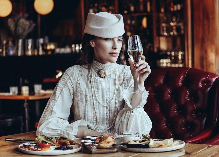 8 марта в ресторане русской кухни «Матрёшка»
