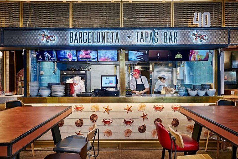 Испанский тапас-бар Barceloneta открылся в «ДЕПО» (Москва)