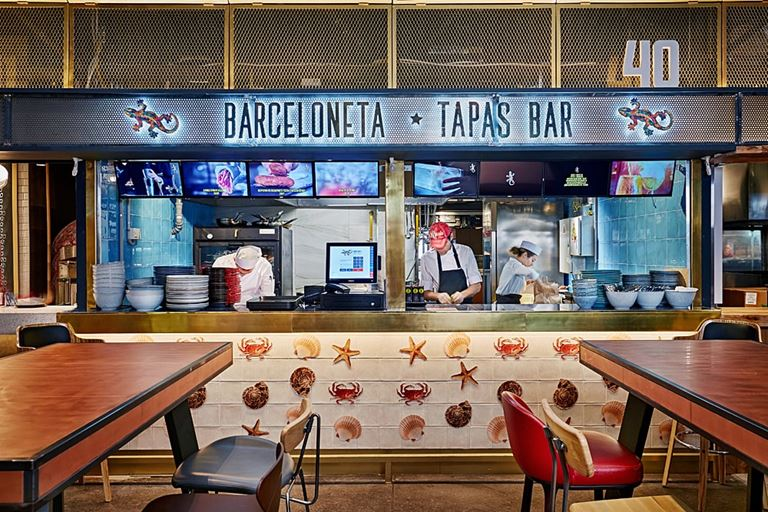 Barceloneta Tapas Bar
