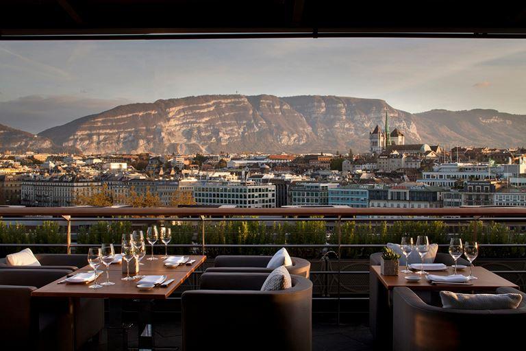 Four Seasons Hotel des Bergues Geneva представляет авторские спа-процедуры от швейцарского бренда Dr Burgener