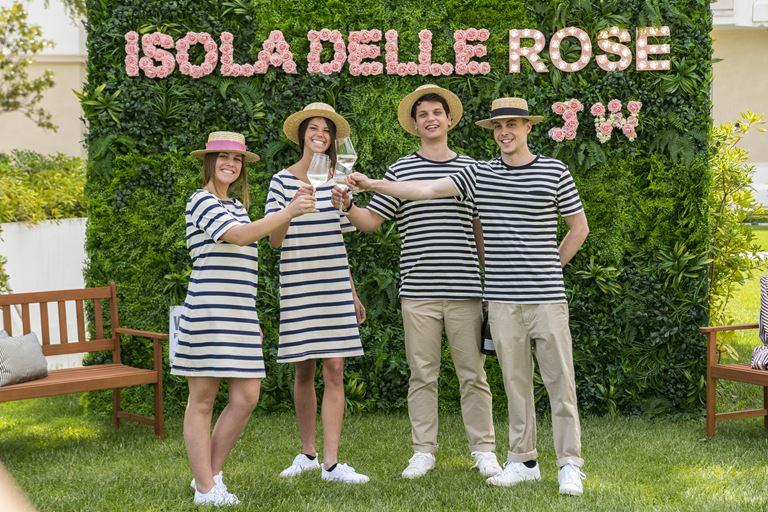 Гастрономический фестиваль «Gather by JW» в Венеции - Isola delle rose