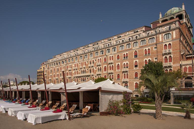 Любовь с первого взгляда: Hotel Excelsior Venice Lido Resort и Венецианский кинофестиваль