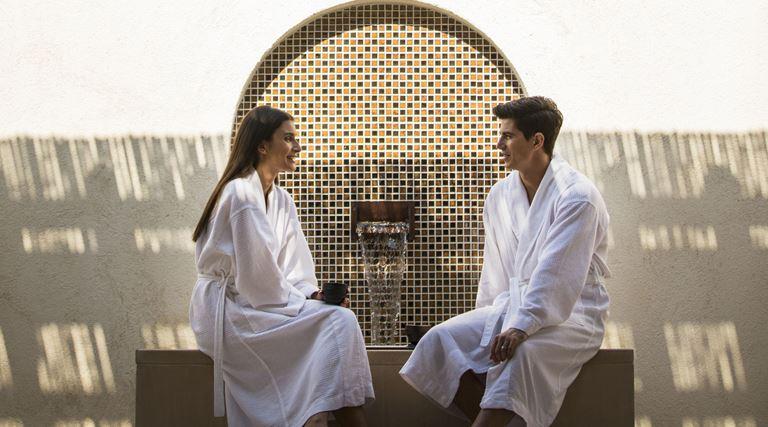 Новый Talise Spa на курорте Jumeirah Al Wathba