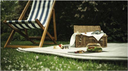 Jumeirah Lowndes Hotel приглашает на пикник