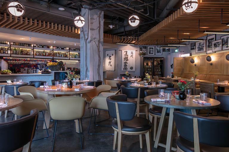 Новое место в Москве: Magura Asian Bistrо с азиатской кухней - фото 1