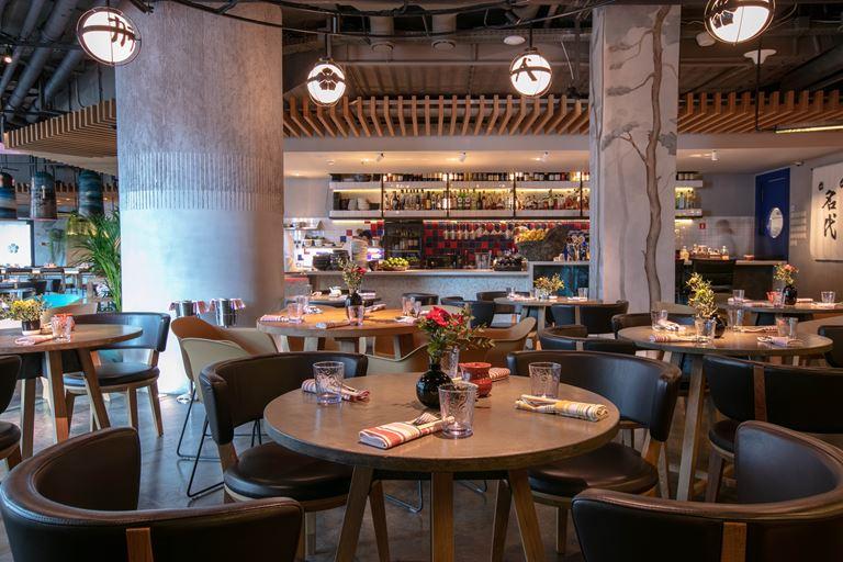 Новое место в Москве: Magura Asian Bistrо с азиатской кухней - фото 2