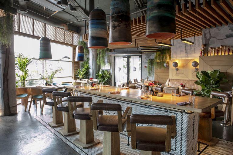 Новое место в Москве: Magura Asian Bistrо с азиатской кухней - фото 5