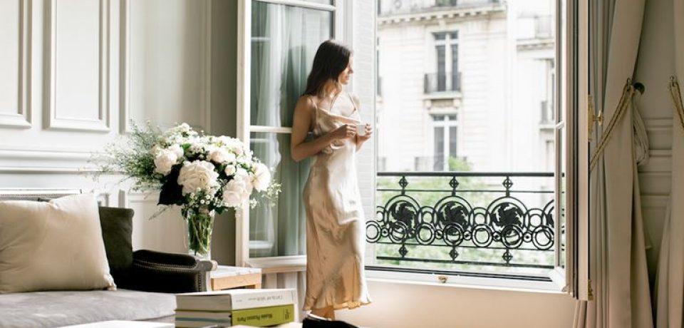 8 марта в отеле-дворце Le Royal Monceau-Raffles Paris