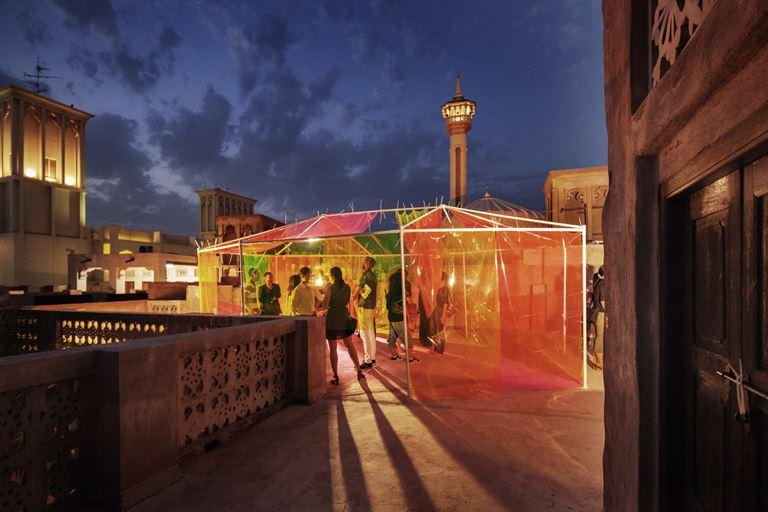 Искусство в Дубае 2019: выставки, фестивали, арт-кварталы - фото 7